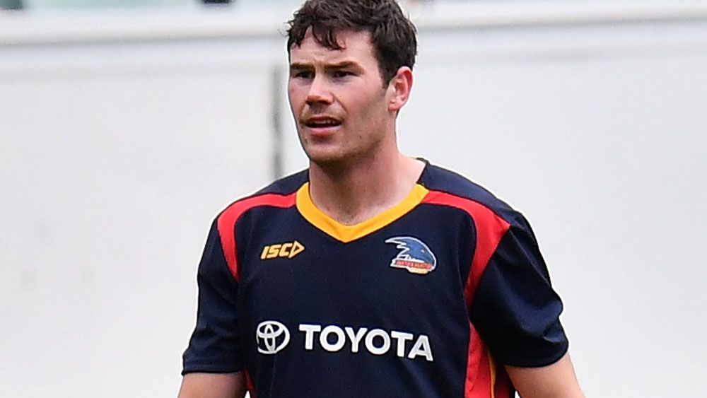 Adelaide Crows forward Mitch McGovern to miss AFL grand final