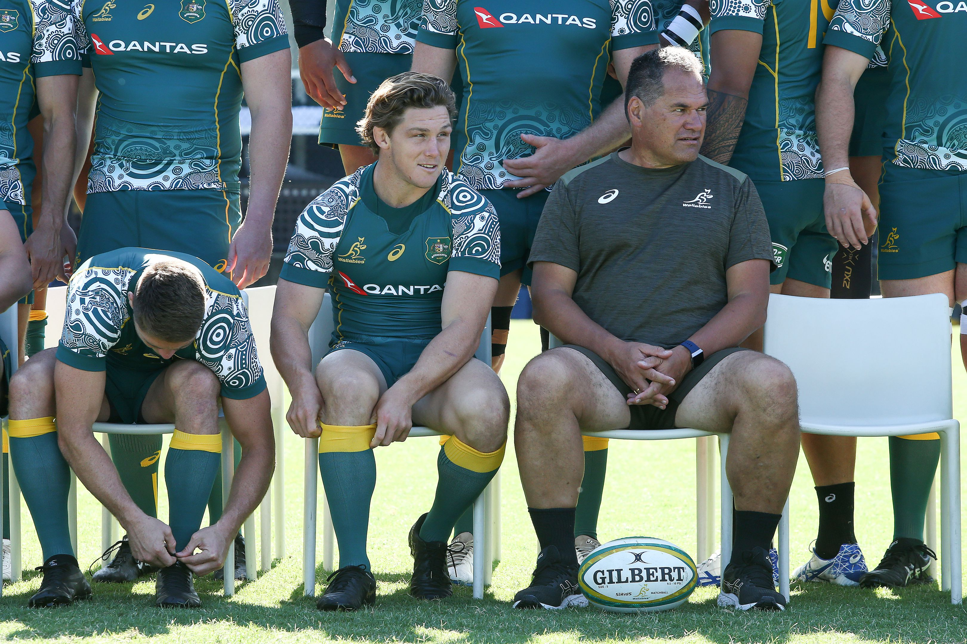 Former Wallabies captain Andrew Slack urges Dave Rennie to 'pick and stick' with selection