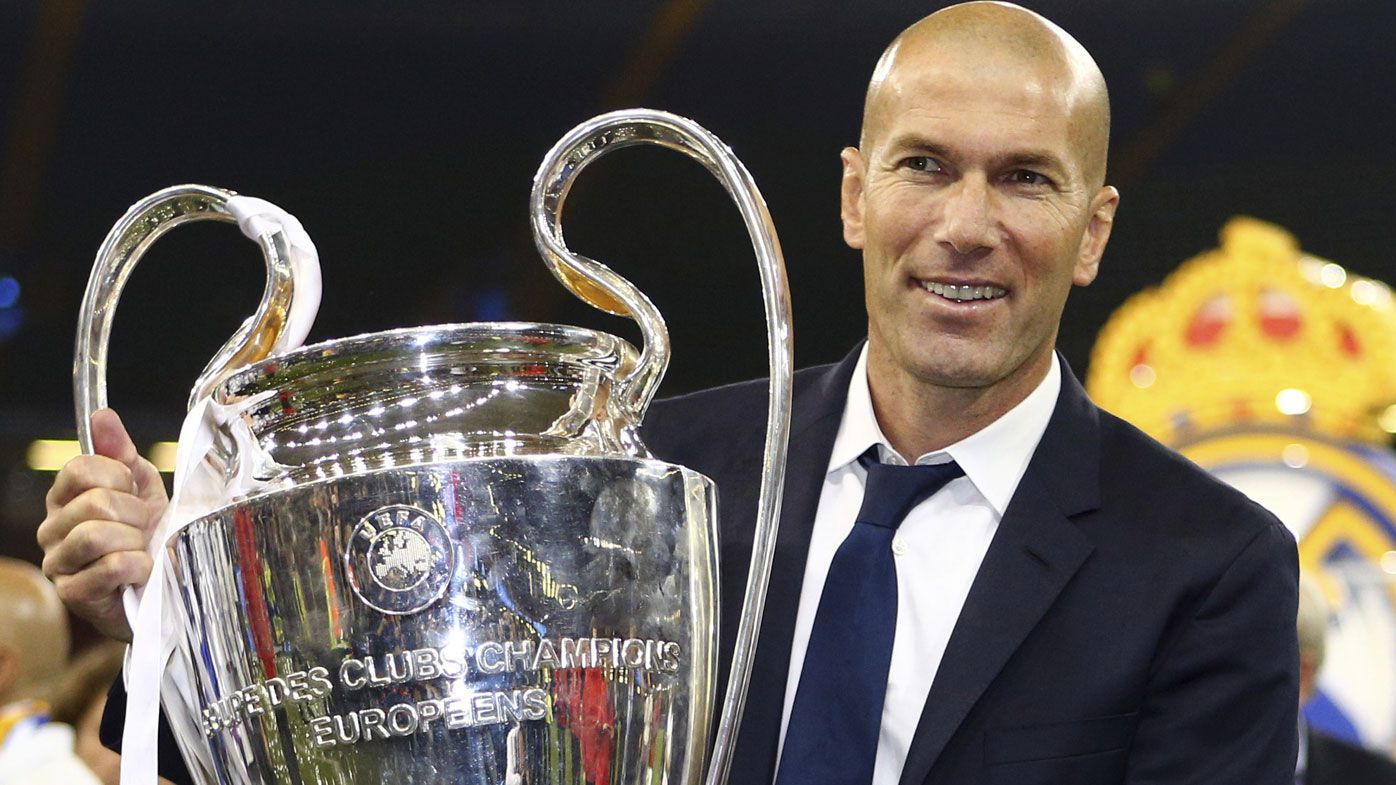 Real Madrid re-appoint Zinedine Zidane as coach after Santiago Solari sacked