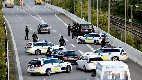 Danish island where Copenhagen sits cut off due to 'major' police operation