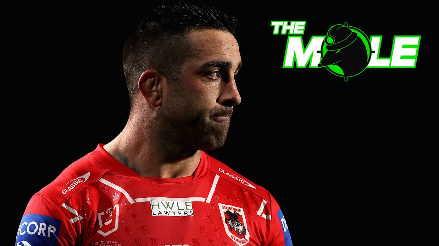 The Mole: Dragons already unhappy with Paul Vaughan, who may be finished at club