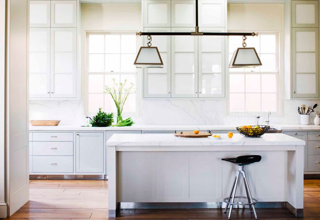 Finest Quality Materials And Impeccable Joinery Ensure This Thomas Hamel Designed Kitchen Has A Classic Appeal