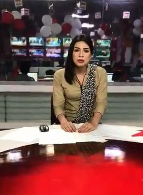 In a video posted on Twitter, Malik thanks viewers for their love, support and best wishes. (Twitter)