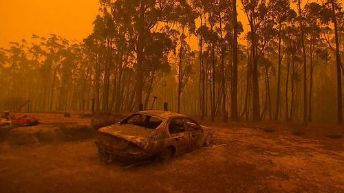 Australian politician Craig Kelly rejects climate change behind fires