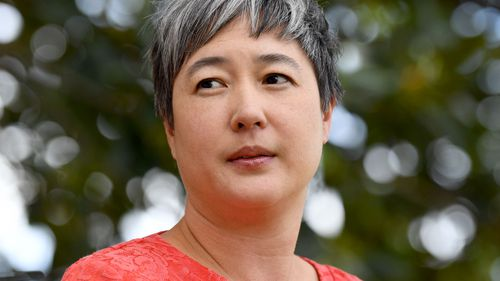 NSW Greens MP Jenny Leong.