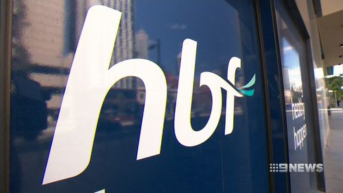 HBF is slashing benefits.
