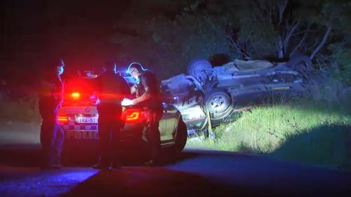 Woman dead, two children injured in Wandin North crash