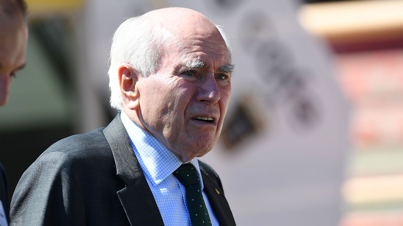 Former Prime Minister John Howard weighs in on ball-tampering scandal