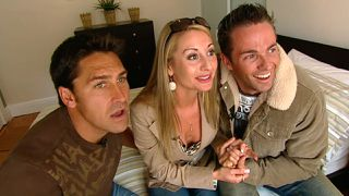Jamie Durie as seen on The Block's first Auction.