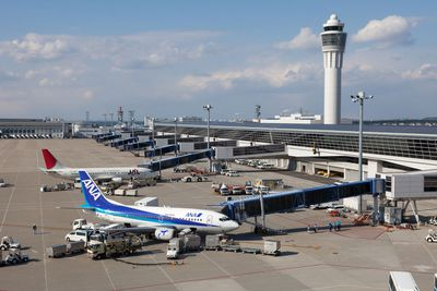 6. Central Japan International Airport, Bay of Ise, Japan