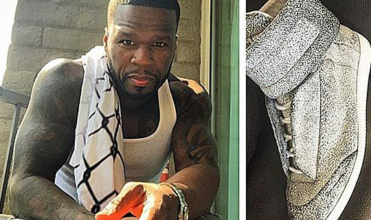 Bankrupt' rapper 50 Cent's living expenses exceed $1 75