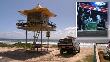 Parents of baby found dead on beach were homeless