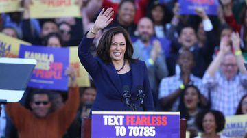 Kamala Harris announced her bid for the presidency this week.