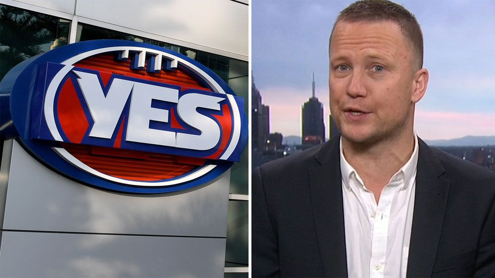 AFL news: AFL takes down YES same-sex marriage logo as debate rages
