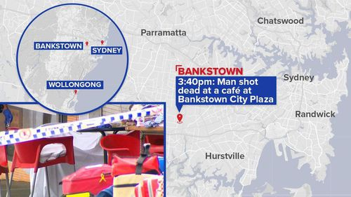 Bankstown has been at the centre of several shooting in Sydney in the past few years.