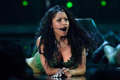 The best booty in the bizz? We're calling it Nicki Minaj.
