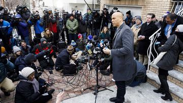Cory Booker has been seen as a rising star in the Democratic Party since his days on the Newark City Council.