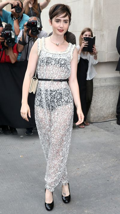 <p>Lily Collins</p>