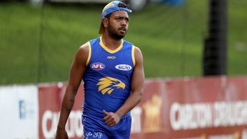 Devastated Eagles 'won't let Willie Rioli drug probe derail finals'