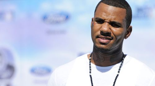The Game's bank balance goes public after accidental screenshot