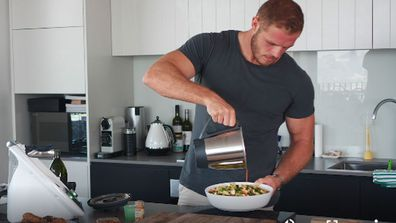 Tom Burgess and Thermomix