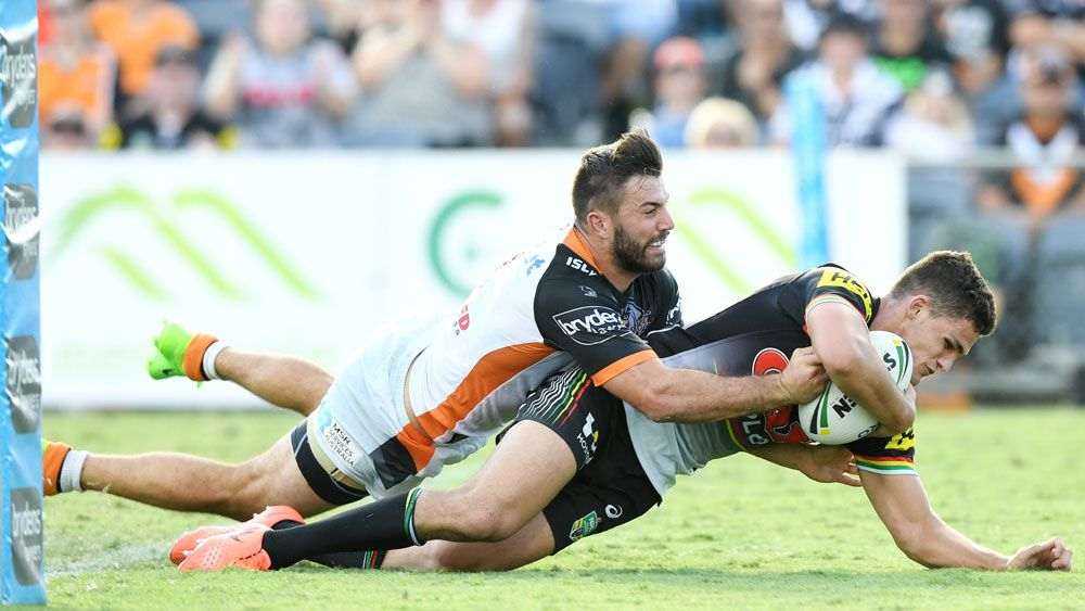 Taylor unsure if Simona prompted Tigers mauling by Panthers