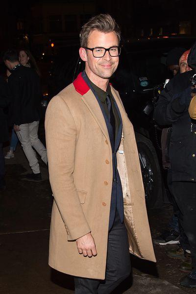 Celebrity stylist Brad Goreski