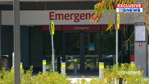 The report found 41 patients were left waiting in the emergency department.