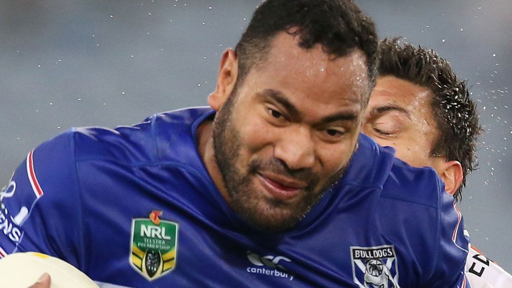 Tony Williams has been given a fresh start at Cronulla. (AAP)