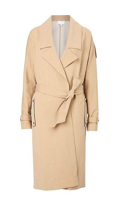 <p>The soft coat</p>