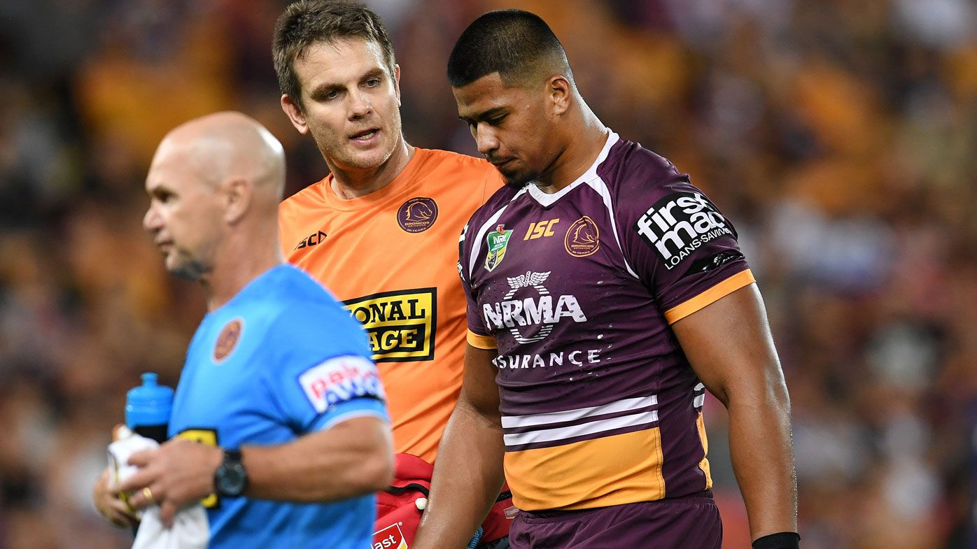 Dogs fuming after Brisbane win 22-20