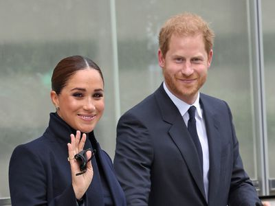 The Sussexes take New York, September