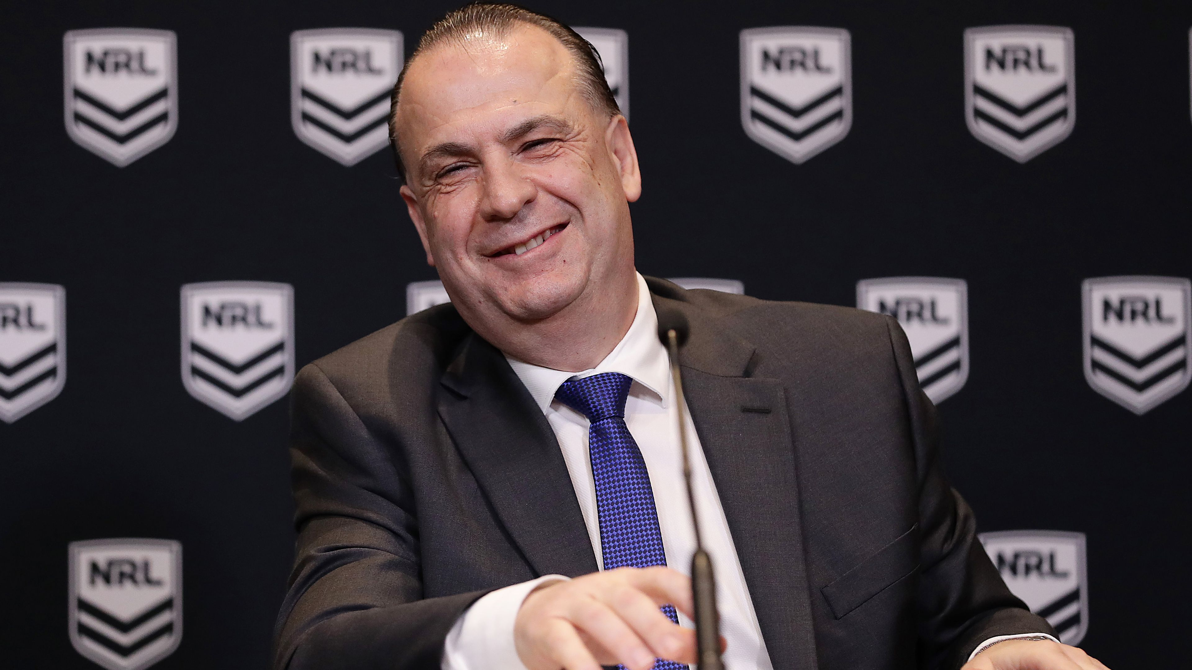 The NRL will ask the government to prioritise their players for COVID-19 vaccinations