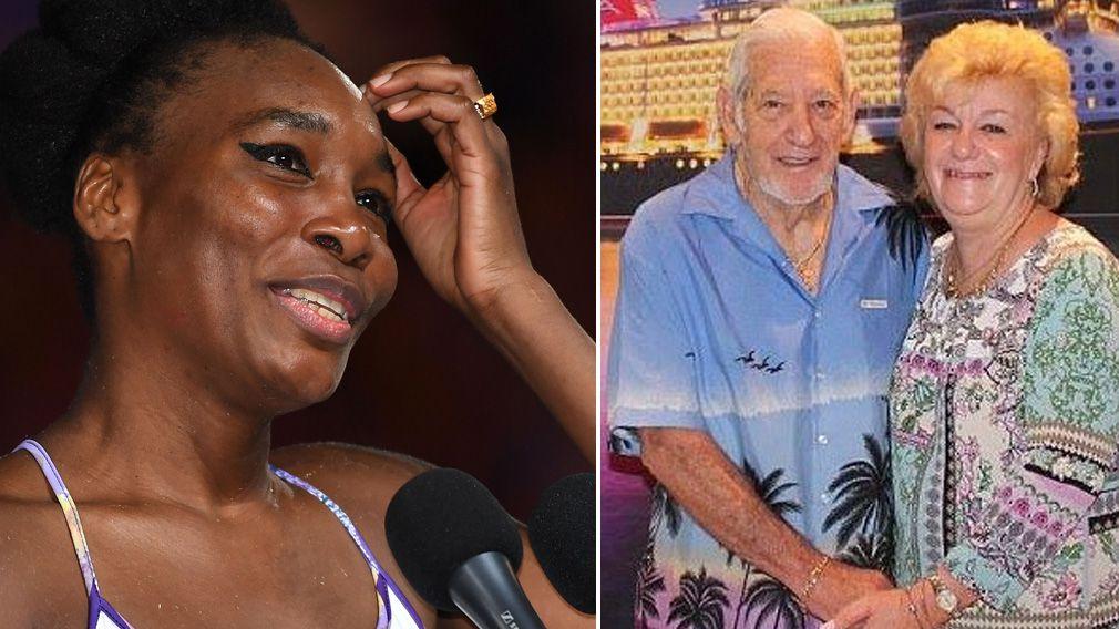 Venus Williams 'heartbroken' over fatal Florida car crash