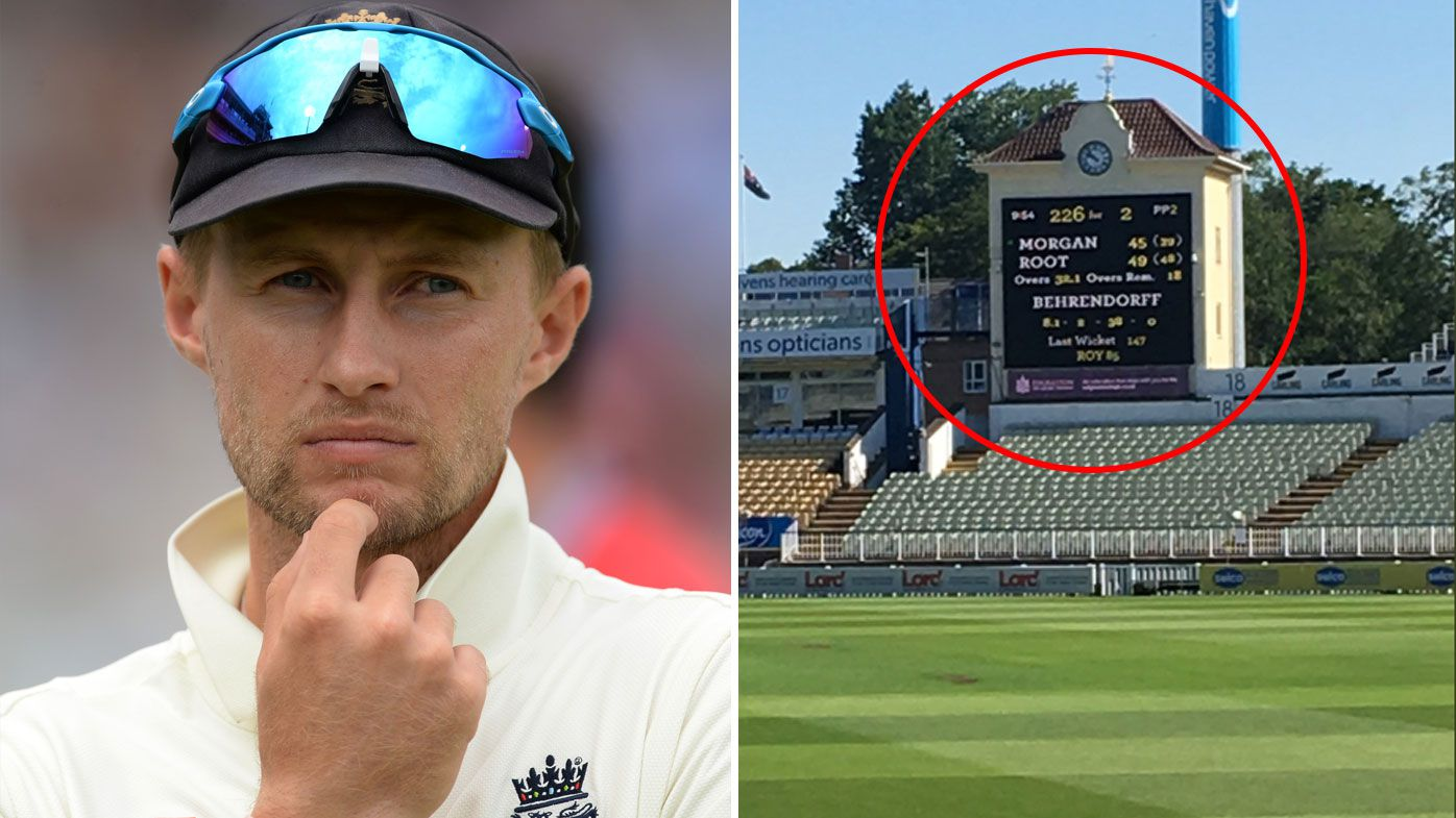 Ashes 2019: England's subtle Edgbaston sledge doesn't go unnoticed by Aussies