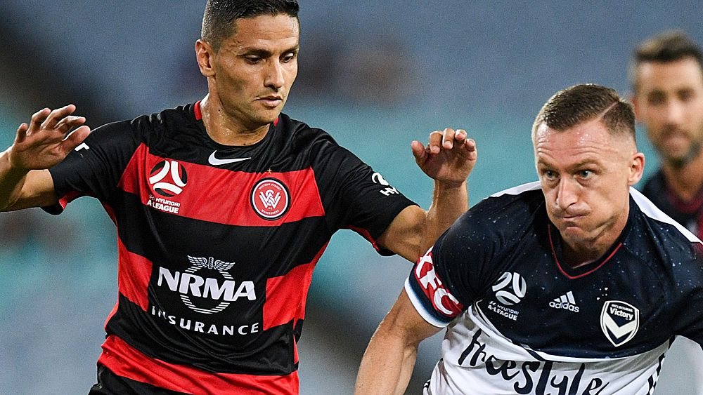A-League: Melbourne Victory beat Western Sydney Wanderers