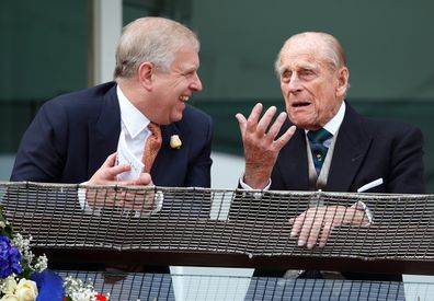 The royal has paid tribute to his late-father and his mother who remains 'stoic'.