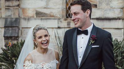 Emma Freedman's wedding
