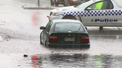 Flash flooding after huge storms rock Melbourne