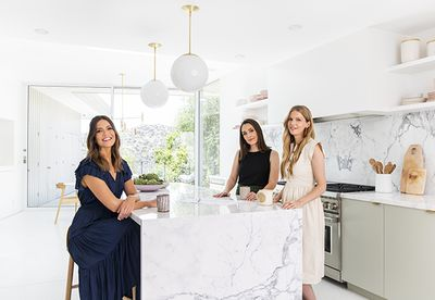 Mandy Moore Reveals Her Beautifully Renovated Kitchen And Bathroom