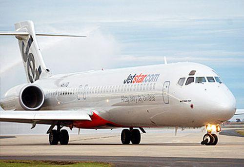 Jetstar airliner (AAP)