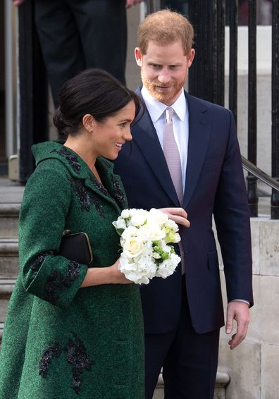 The Duke and Duchess of Sussex launched the account on Tuesday.