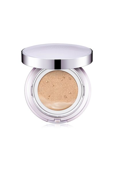"<a href=""http://peachandlily.com/products/mist-uv-cushion"" target=""_blank"">UV Mist Cushion by Hera</a>"