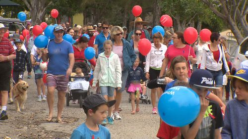 Around 80 events were registered across Australia today. (9NEWS)