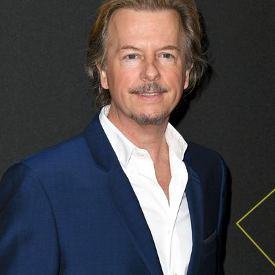 David Spade as Dennis Finch: Now
