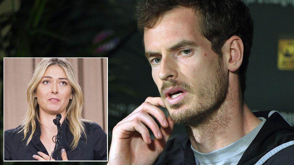Murray baffled by Head's Sharapova support