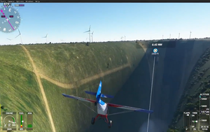 Gamers discover massive chasm glitch in Microsoft's Flight Simulator program