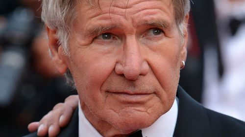 Harrison Ford. (Getty)