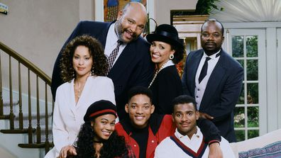 The Fresh Prince of Bel-Air, then and now, gallery, cast, James Avery, Daphne Reid, Joseph Marcell, Alfonso Ribeiro, Will Smith, Tatyana Ali, Karyn Parsons.