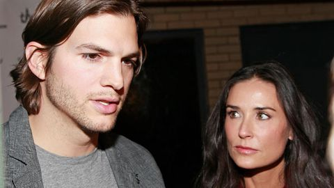 Did Ashton Kutcher cheat on Demi Moore (again)? And are they about to split?